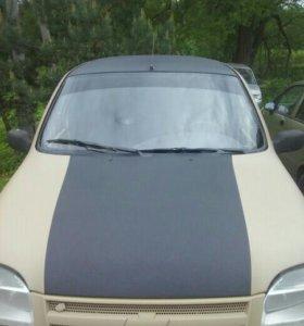 Окраска авто сверхпрочным покрытием raptor .