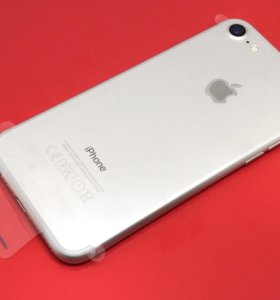 Apple iPhone 7 128Gb Silver Новый