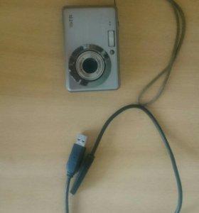 Продам фотоаппарат Samsung ES55