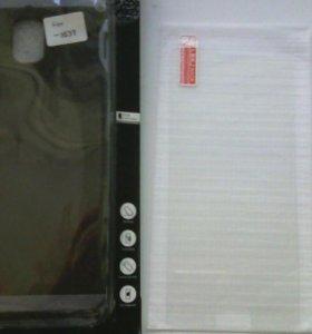 """Чехол""""iPaky""""для Oneplus3/3T+стекло"""
