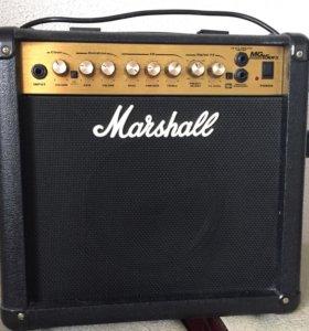 Комбоусилитель Marshall 15DFX