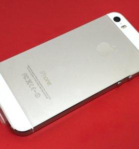 Apple iPhone 5S 16GB Silver Новый