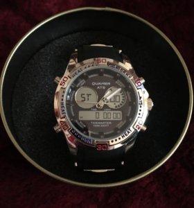 Часы новые мужские Quamer ATS