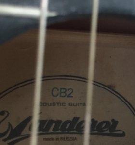 Гитара WANDERER CB2