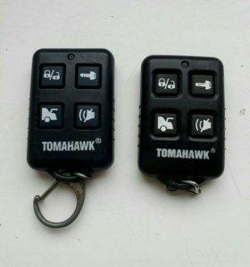 Брелок от сигнализации TOMAHAWK