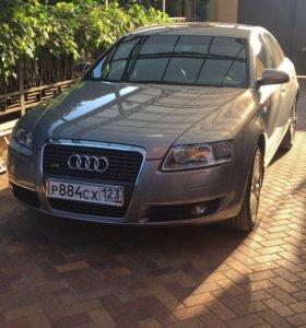 Audi А 6, седан, 2008 г, 3.2 АТ;