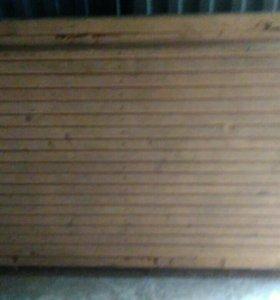 Дверной блок деревянный 220смх85см