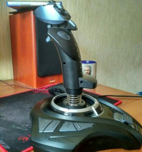 Джойстик Genius Metalstrike Pro