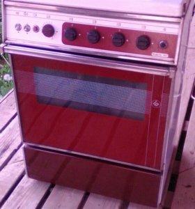 4-х комфорочная газовая плита