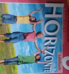 Учебник немецкого языка Horizonte