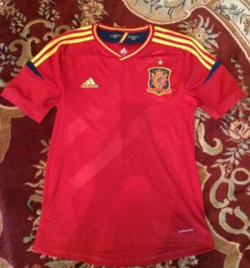 Футболка сборной Испании