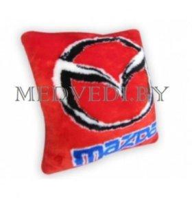 🚘Подушки с логотипом Mazda