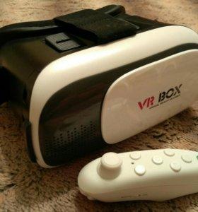 Очки (шлем) VR BOX 2.0 и Bluetooth пульт
