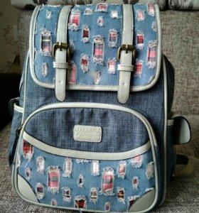 Школьный рюкзак для девочки (портфель)