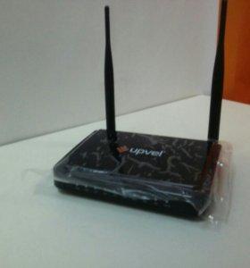 wi-fi роутер Upvel N300 UR-337N4G