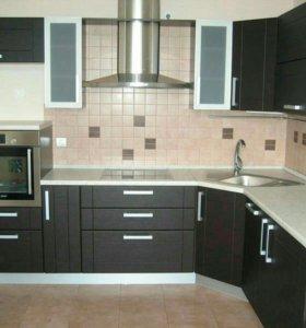 Корпусная мебель, кухонная гарнитура, шкафы купе