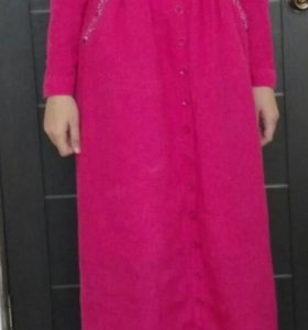 Платье-халат Vitogarcia из 100% льна
