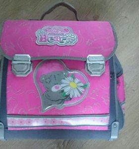🎒 школьный ранец для девочки