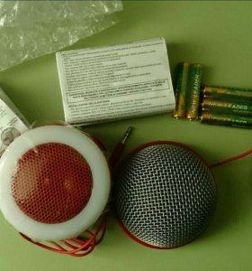 Новый Микрофон+динамик