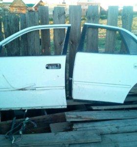 Тойота камри sv 32 двери левая сторона