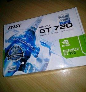 Видеокарта MSI GT720 2Gb DDR3
