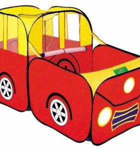 Машина-палатка детская