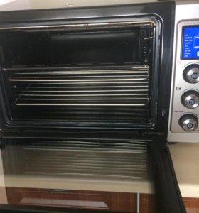 🔁Мини печь гриль Delonghi DO32852 32 литра,