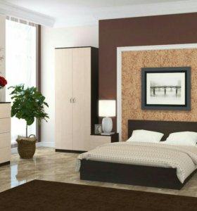 Спальный гарнитур новый 6 предметов