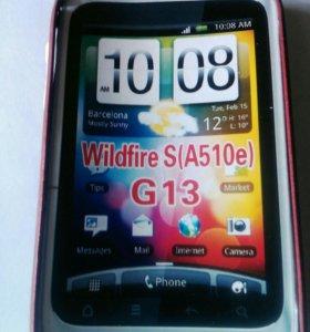 Чехол для телефона HTC Wildfire S