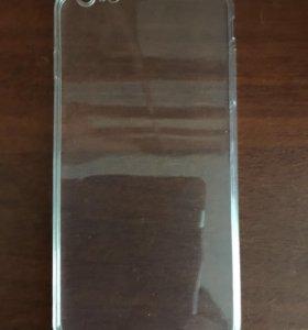 Силиконовый бампер айфон 6 плюс 6s плюс