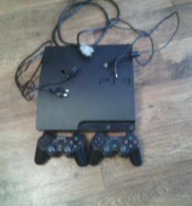 PS 3 + 1 диск