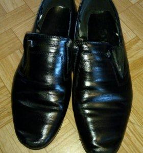 Туфли на мальчика (2 пары)
