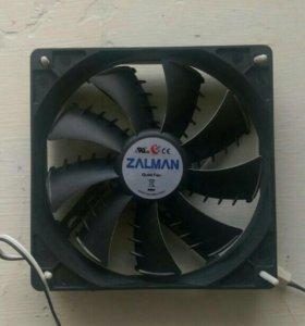Вентилятор Zalman 120мм 3-Pin