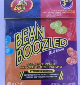 Конфеты Jelly Belly - Bean Boozled Flip