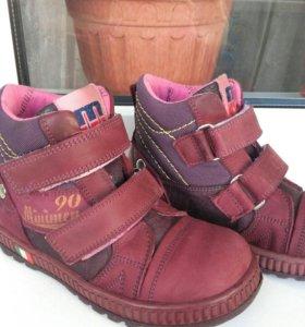 Весение ботиночки minimen