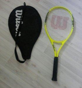 Теннисная ракетка wilson