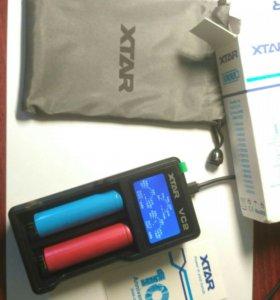 Зарядное устройство для аккумуляторов и 18650