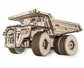 3D-пазл конструктор belaz (Белаз) 75600