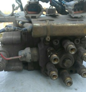 Продам ТНВД на Nissan Safari, кузов WYY61