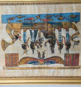 Продам картину из Египта.