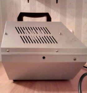 INVOLIGHT BM-100 W, генератор мыльных пузырей