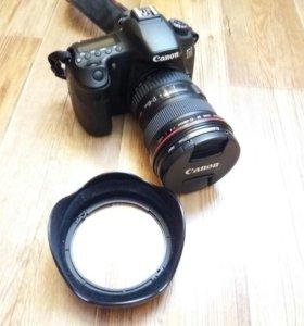 Фотоопарат Canon 60d 17-40mm