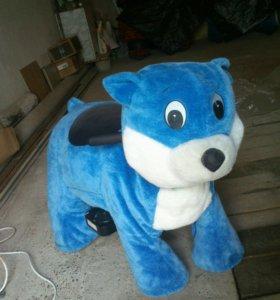 Зоомобиль электромобиль звери