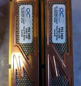 Оперативная память DDR 2(1gb)