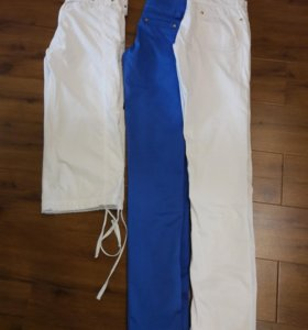 Летние штаны бриджи