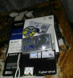 Фотоаппарат SONY-DSC-W320