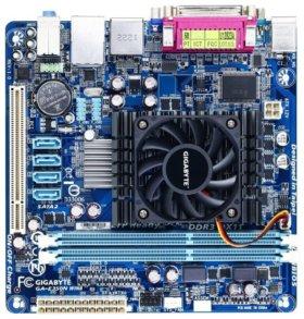 Системный блок, NAS, GA-E350N,2 гб,AMD E-350D,SSD