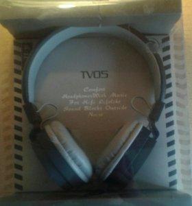 Наушники (TV05 colour visual Style Headphone)