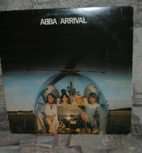 Abba - Arrival виниловая пластинка