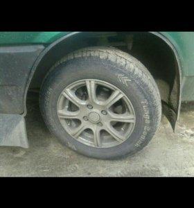 Диски + шины